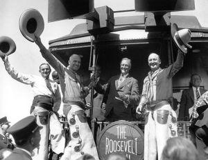 FDR. Franklin Delano Roosevelt, di Antonella Pagliarulo (1/2)