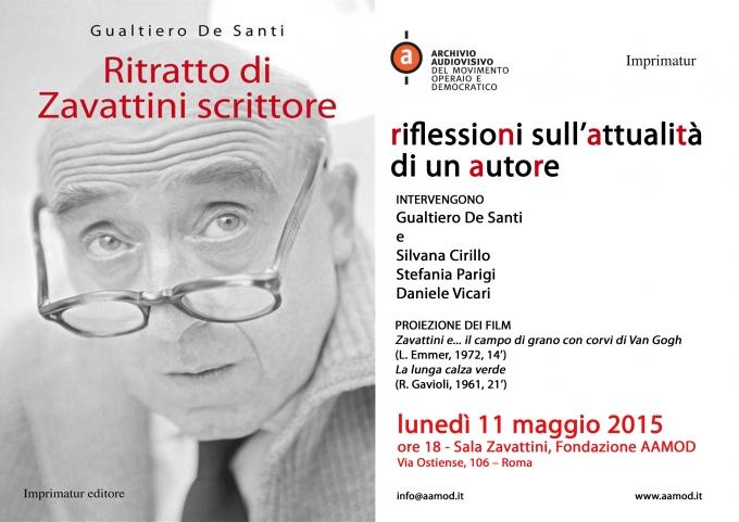 Appuntamento con Cesare Zavattini... che emozione! (2/2)