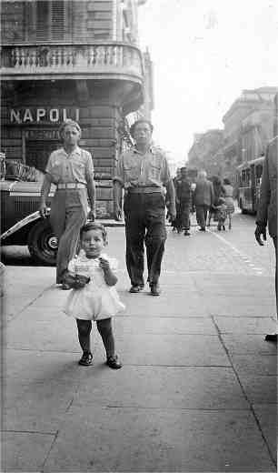 Giorgio Israel, 1945-46