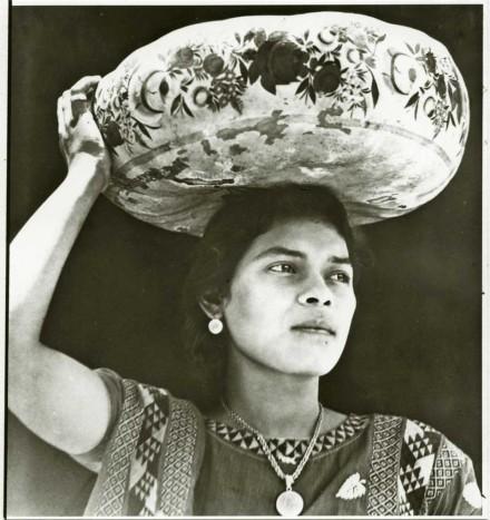 Tina Modotti, Donna di Tehuantepec