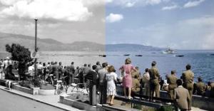 War is over! L'Italia della Liberazione nelle immagini dei U.S. Signal Corps e dell'Istituto Luce, 1943-1946, mostra fotografica, Roma, 2015